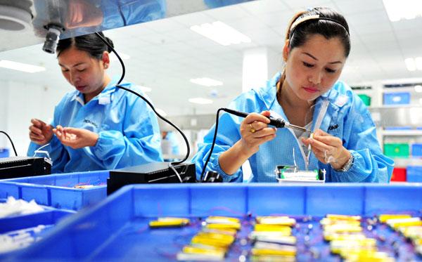 e-cig factory china
