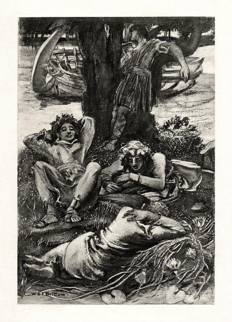 tennyson illustration