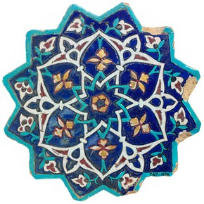 Iranian tile
