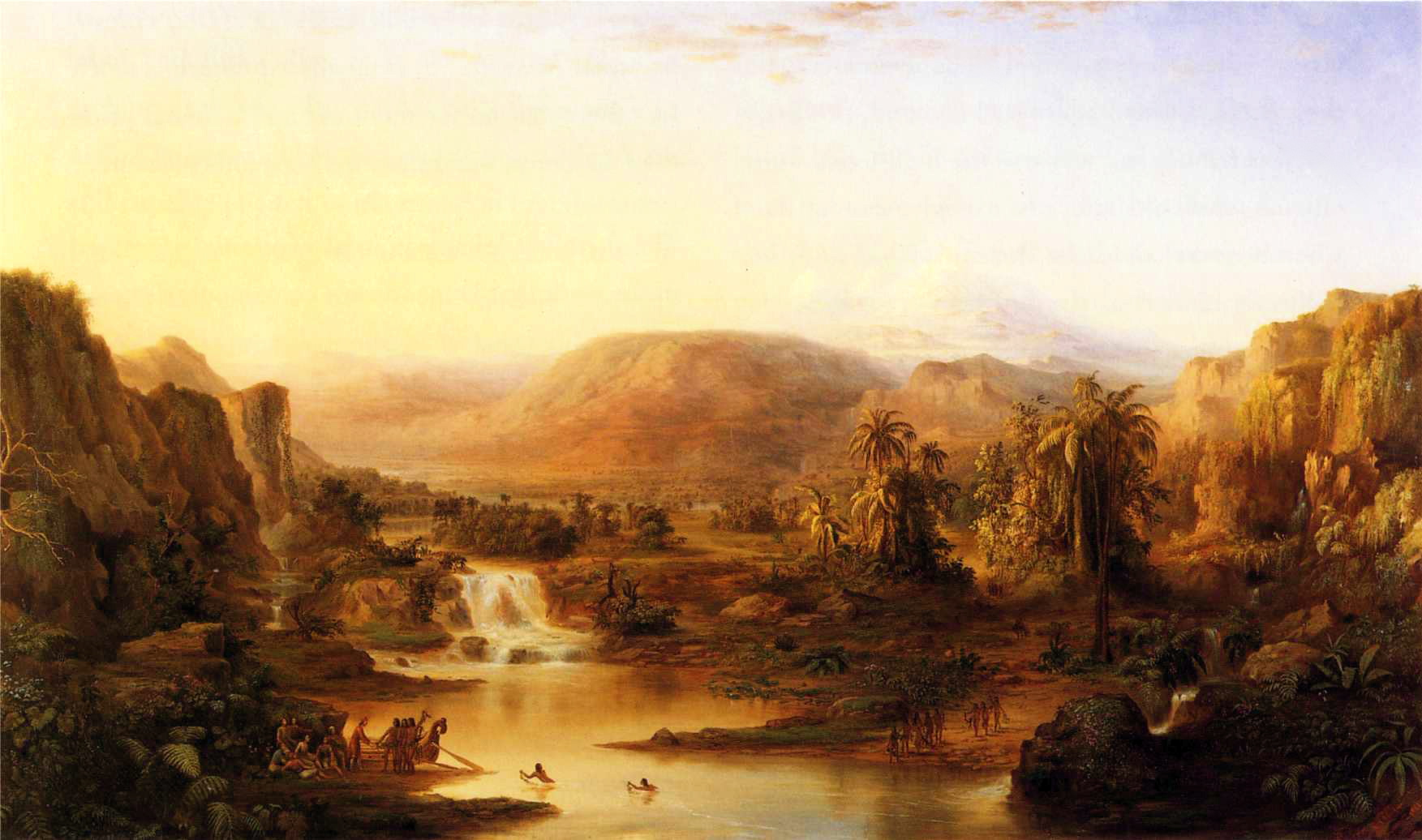 Robert_Duncanson_-_Land_of_the_Lotos_Eaters