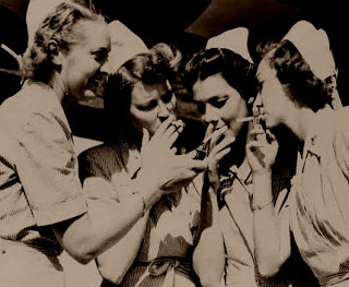 SMOKING NURSES